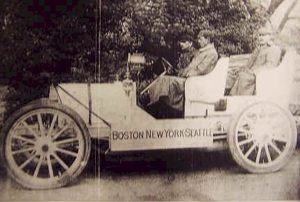 Race Winning Shawmut Motor Car